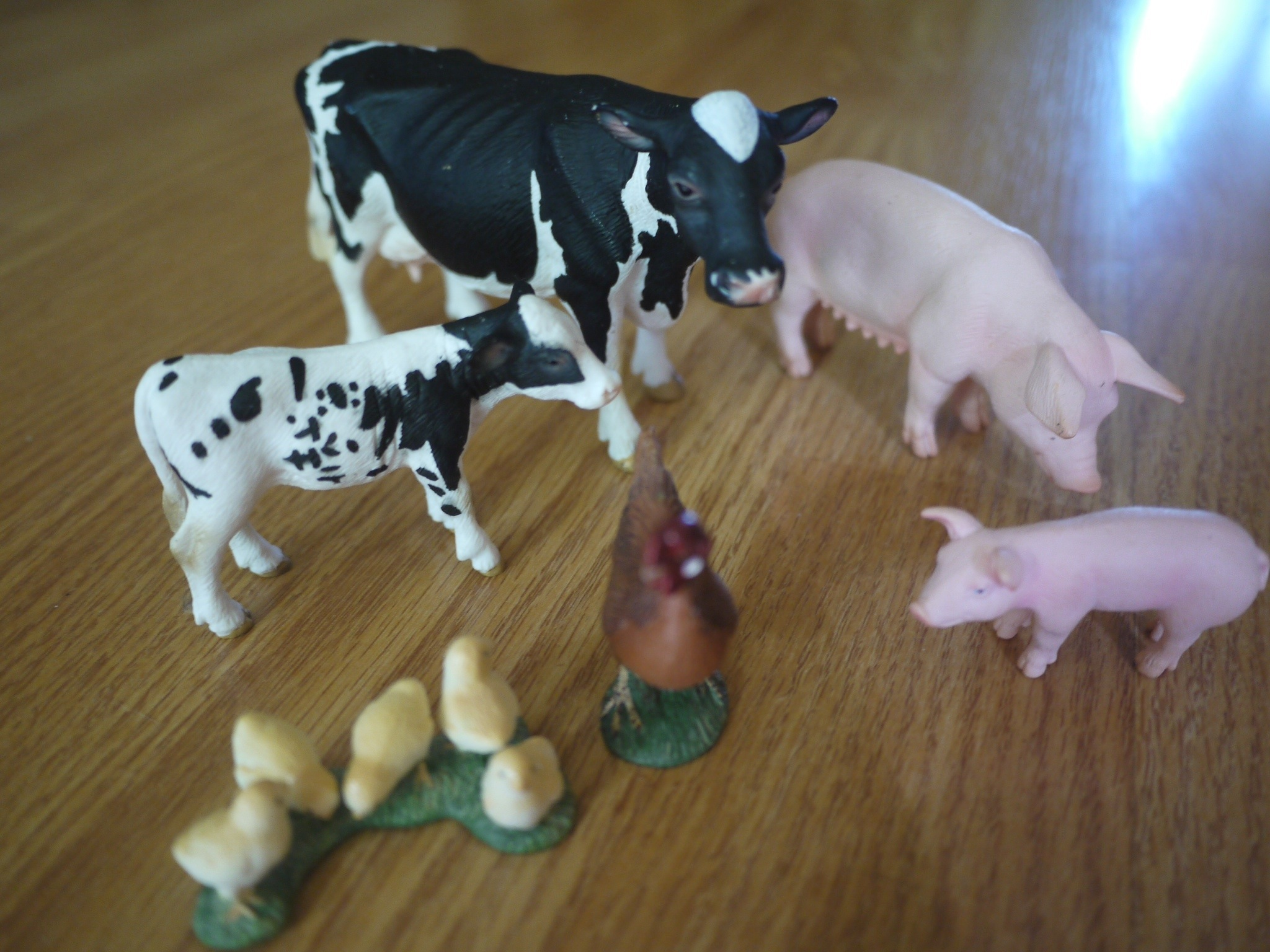 Toddler Matching Activities Farm Animal Mother And Baby Our - Mother takes amazing pictures ever children animals farm