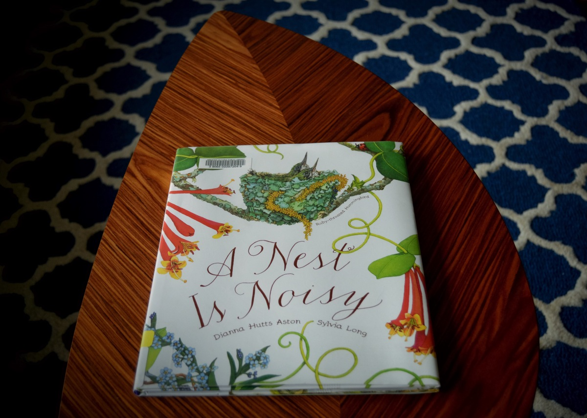 Sunday Book Club: A Nest is Noisy