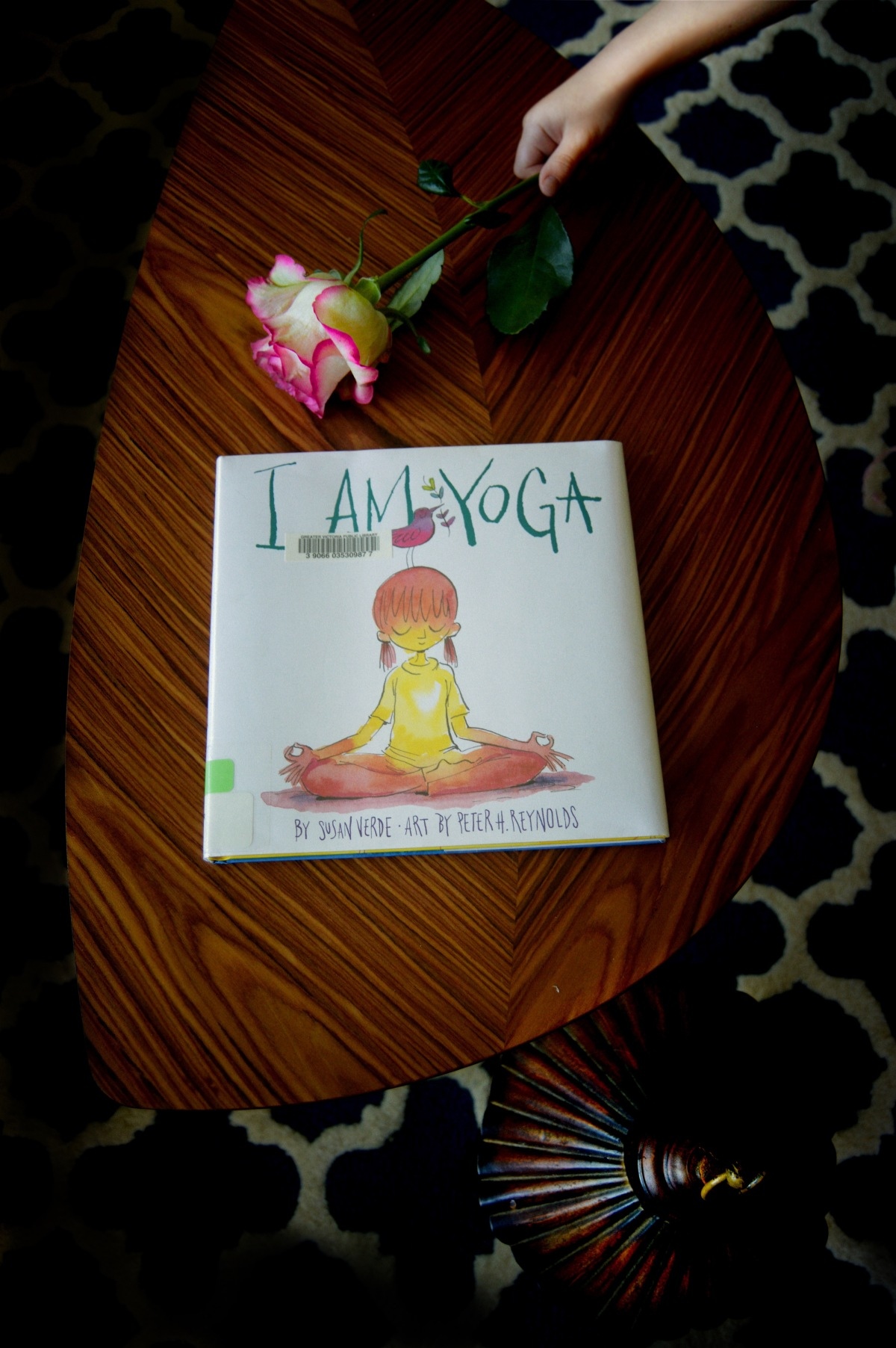 Sunday Book Club: I Am Yoga