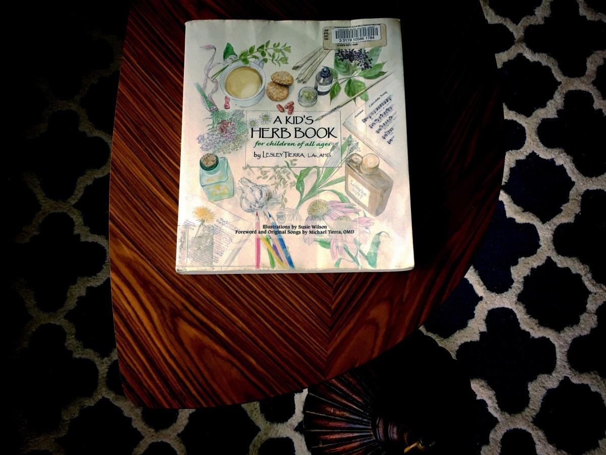 Sunday Book Club: A Kid's HerbBook