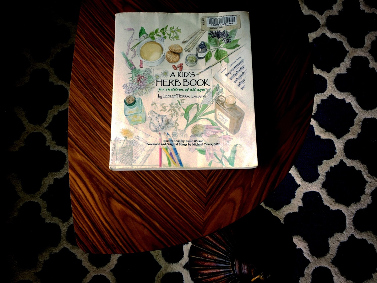 Sunday Book Club: A Kid's Herb Book