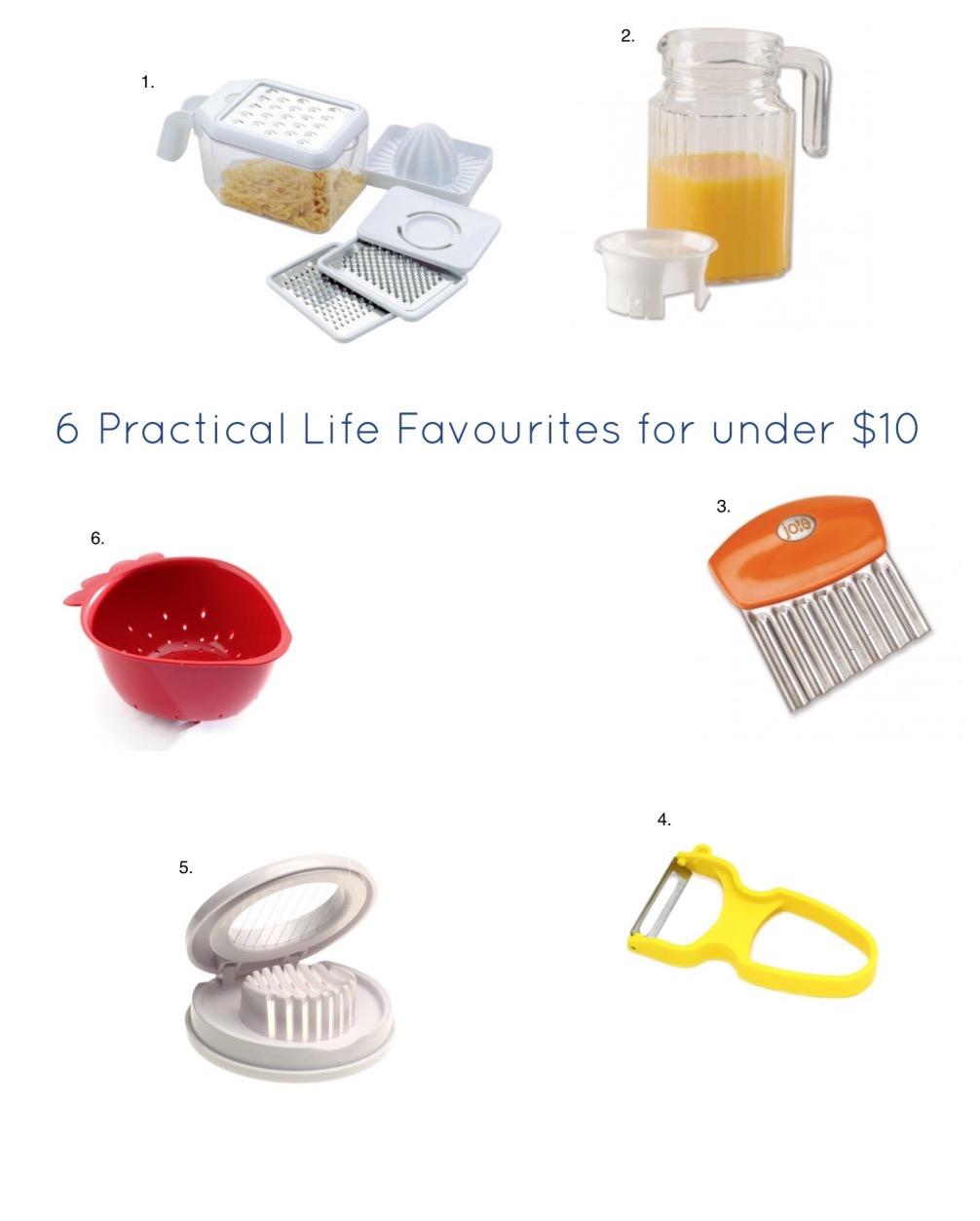In the Kitchen – Our Montessori Life