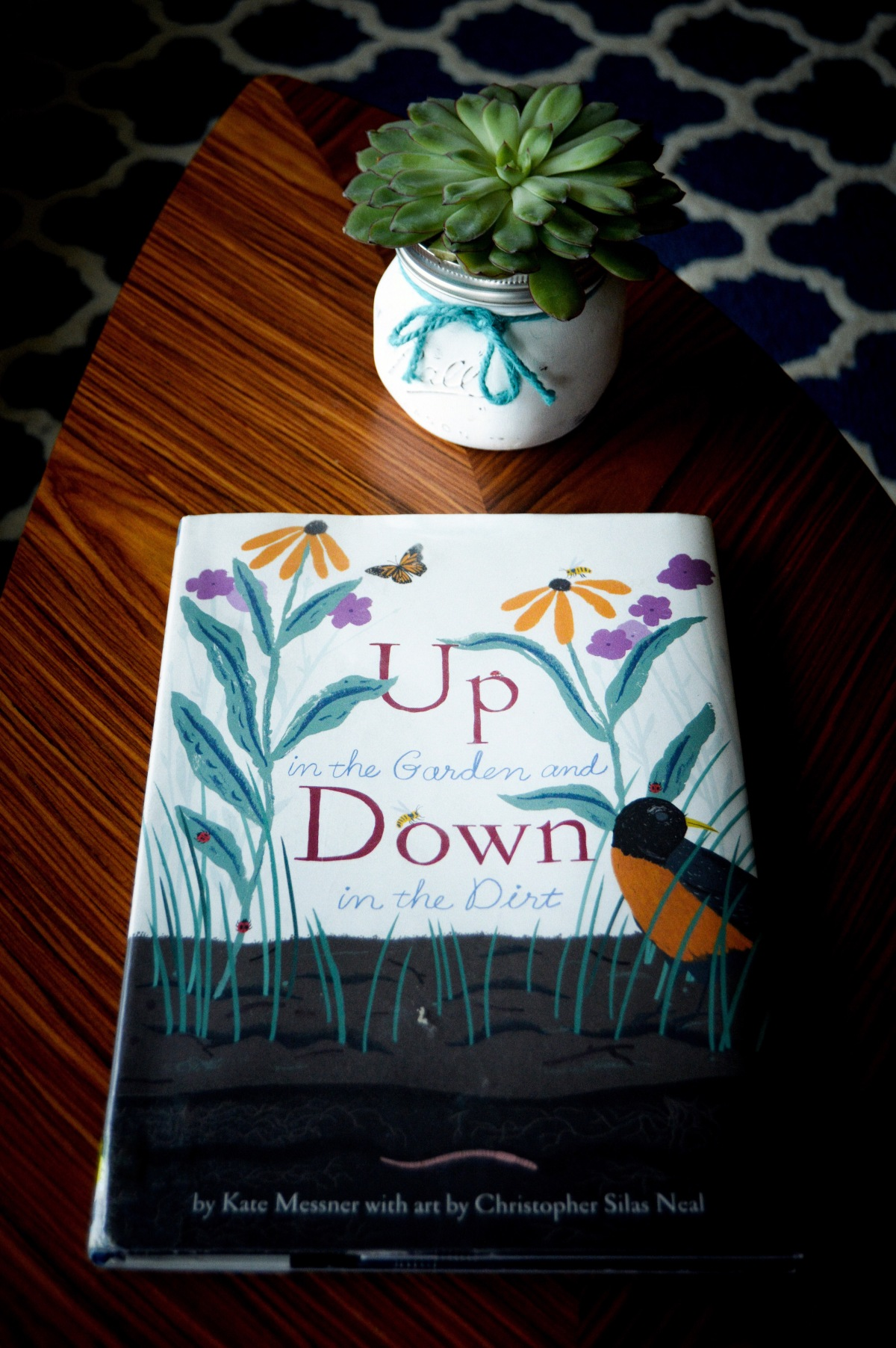 Sunday Book Club: Up in the Garden and Down in the Dirt