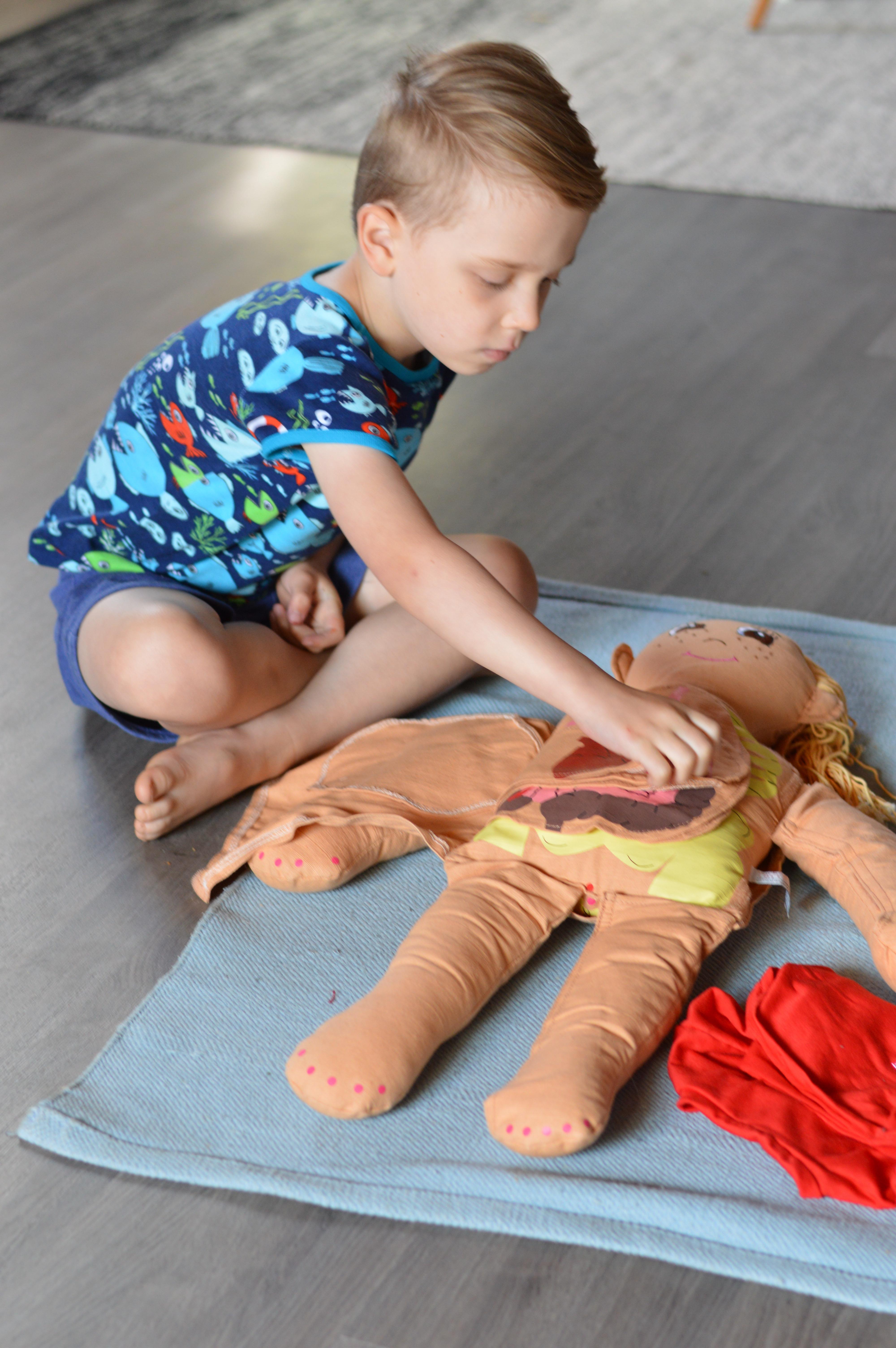 Preschool Activities Page 2 Our Montessori Life