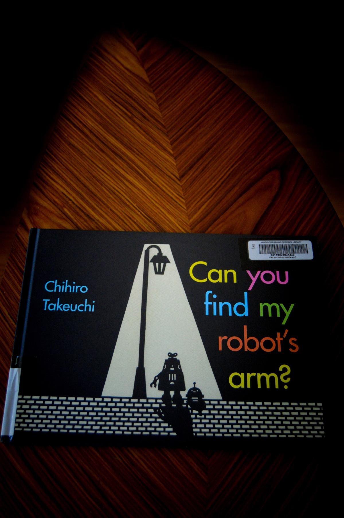Sunday Book Club: A little robotfun