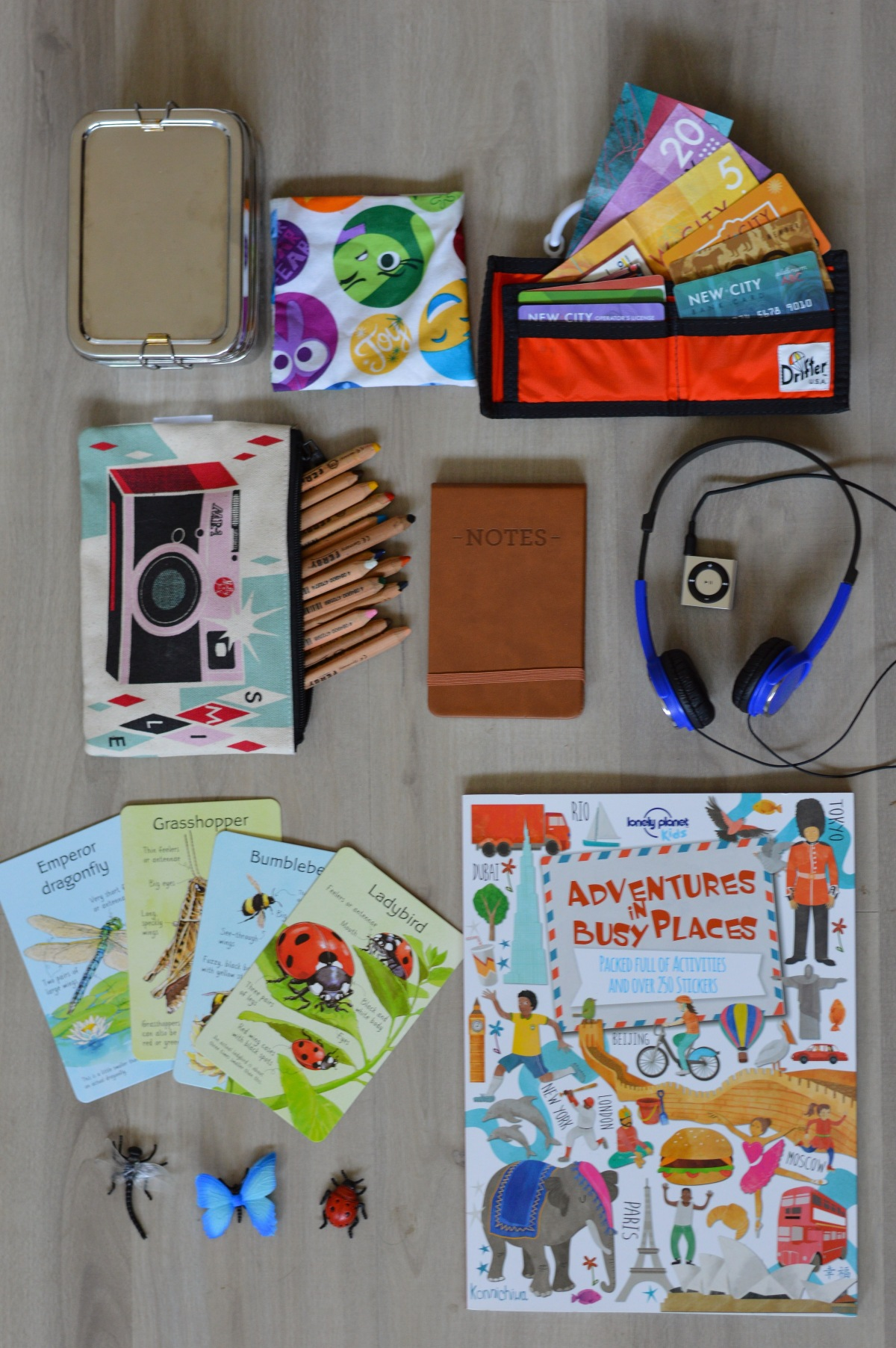 Plane Travel: Montessori Minimalist essentials