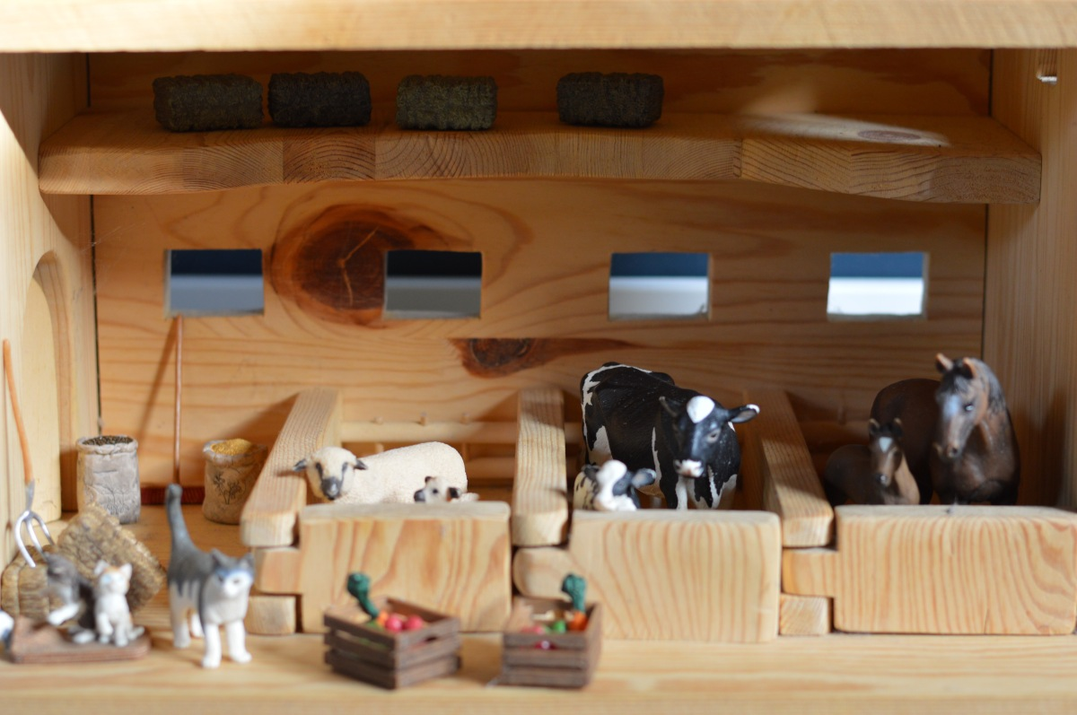 Montessori and plastic animals: A lifetime of learning