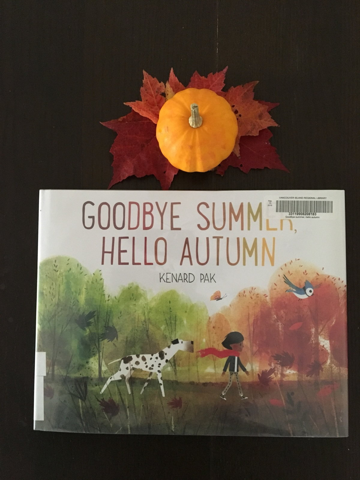 Sunday Book Club: Autumn favourites