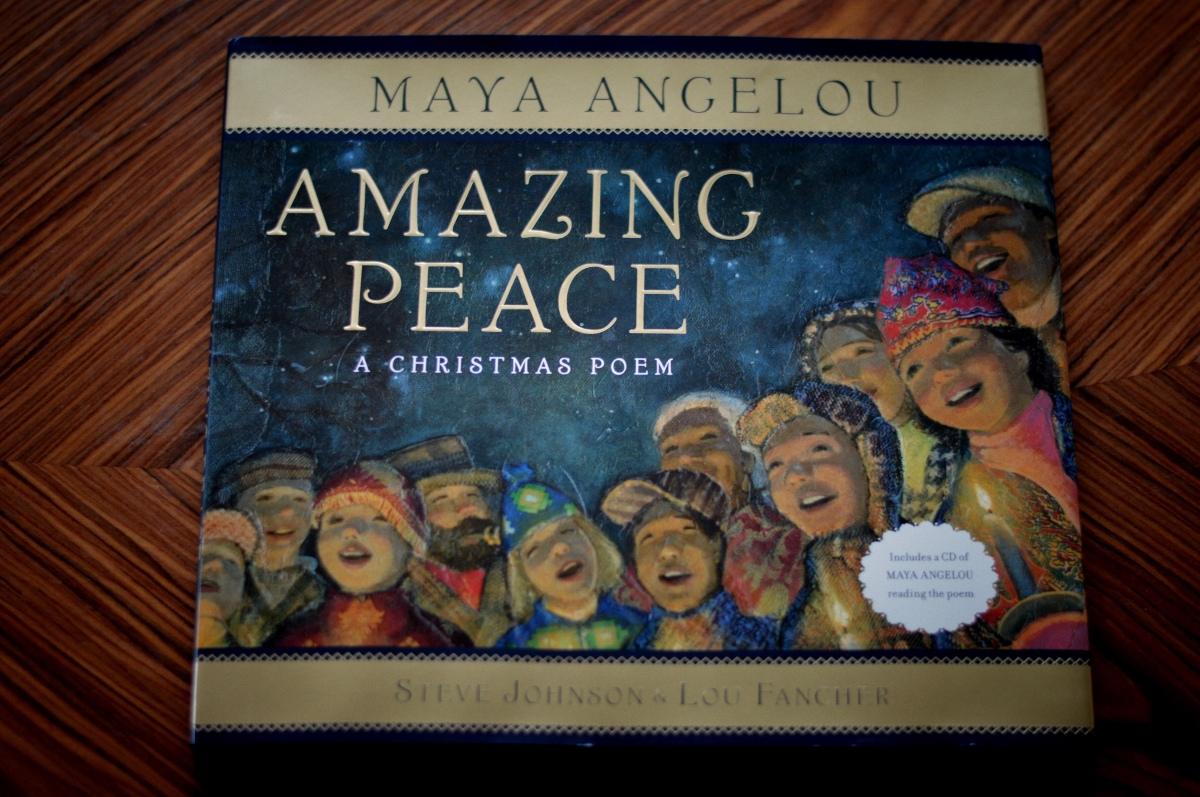Sunday Book Club: A Montessori compatible Christmas Book – A rare and beautiful thing