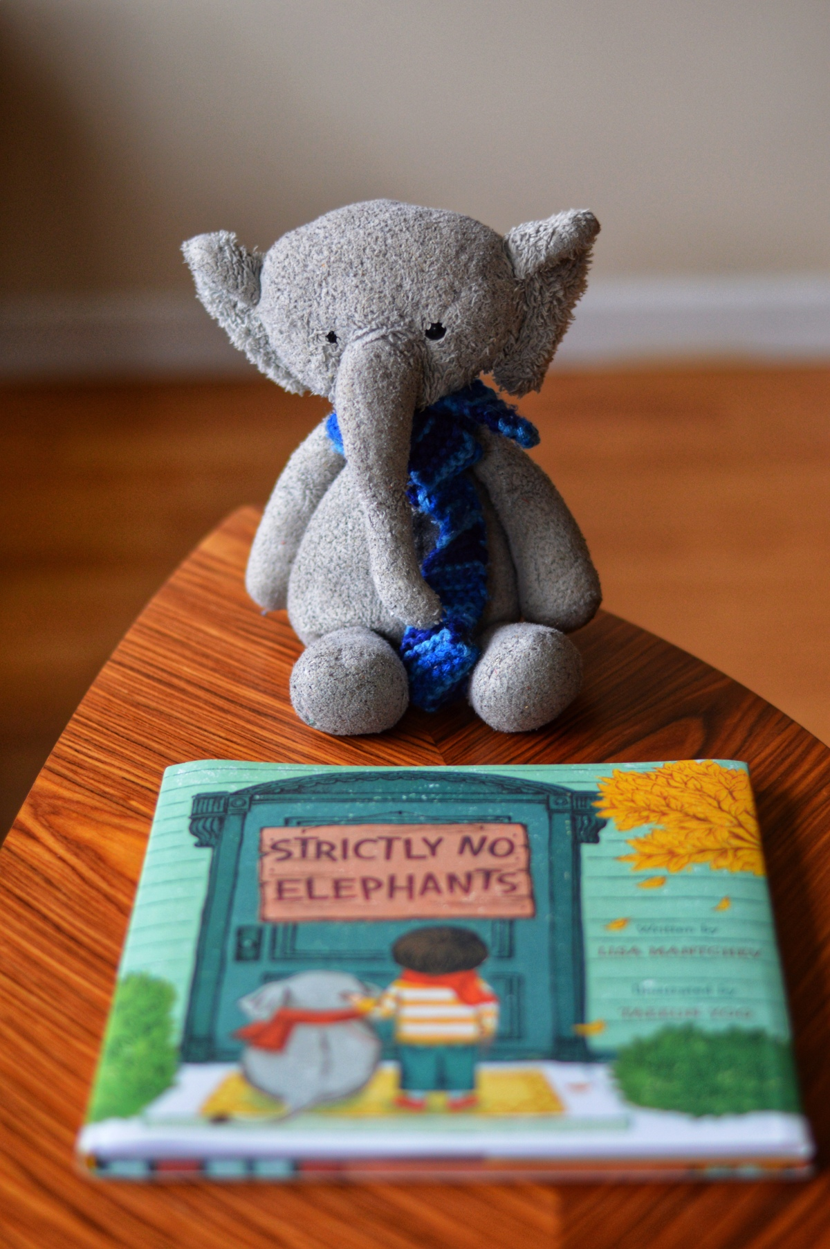 Sunday Book Club: Strictly No Elephants
