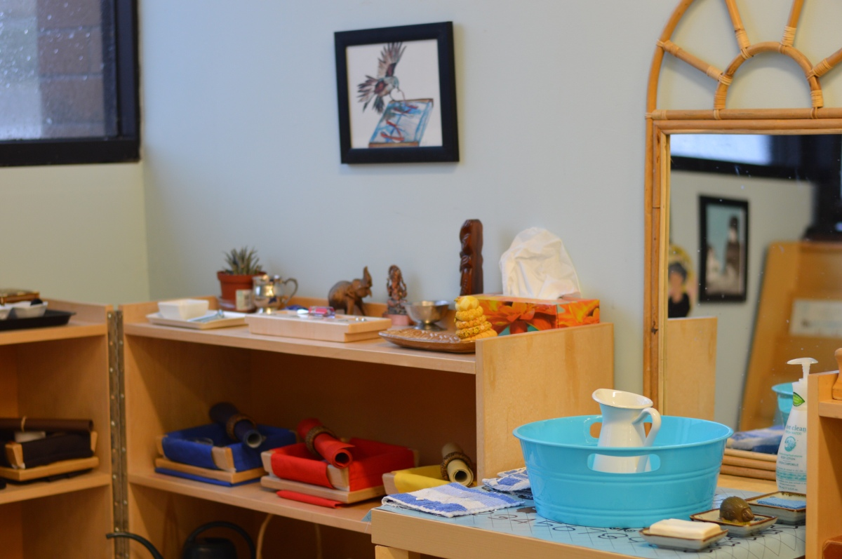 A Montessori field trip: An observation in the classroom of Diamond Montessori