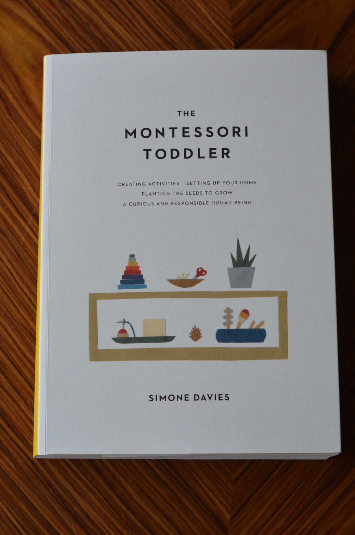 The Montessori Toddler: A Giveaway'