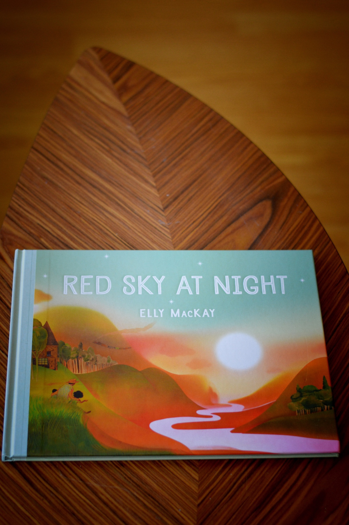 Sunday Book Club: Red Sky at Night